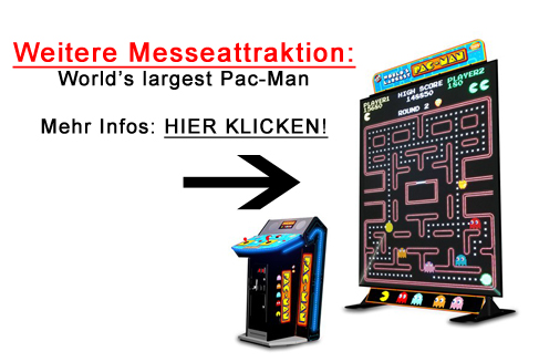 largest pac man