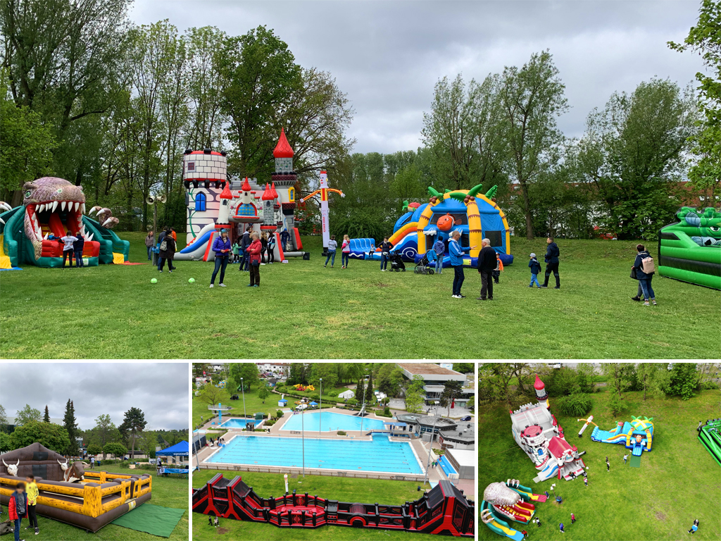 Sports & Fun Day in Bergen Eknheim